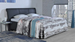 ADA Alina Acado kárpitozott ágy