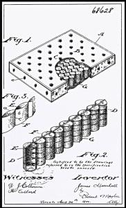 Marshall poccet system