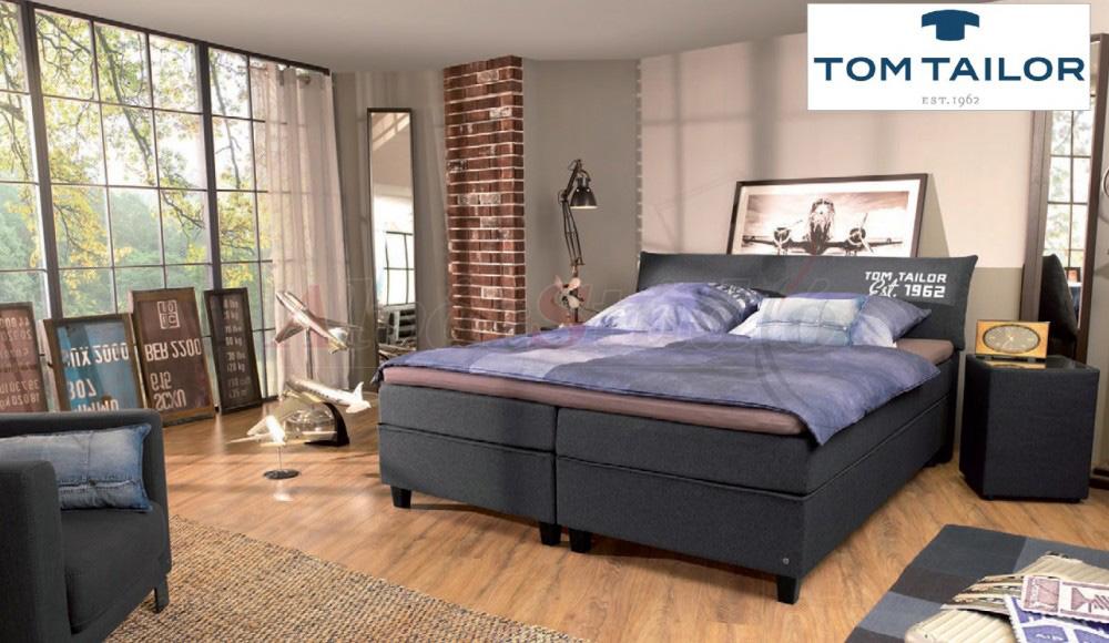 Tom Tailor Color Box kárpitozott boxspring ágy