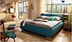 Tom Tailor Soft Pillow kárpitozott ágy